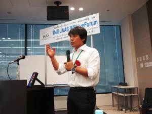 13 成功したからこそ説得力がある。昨年に続いて湘南美容の経営ノウハウの「秘中の秘」を明かしてくれた相川総院長の講演には会場内が静まり返った。