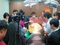 「DR.Youn驚異の非切開VラインLiveSurgery」ソウル研修報告